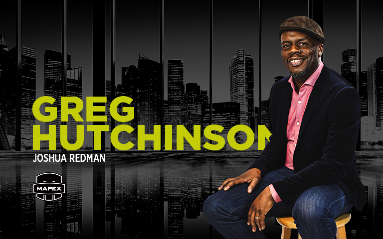 MAPEX Welcomes Greg Hutchinson To The MAPEX Roster Of Artists
